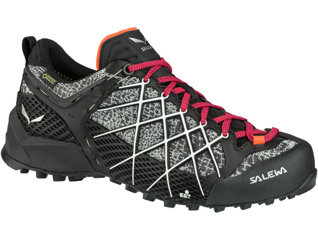 Salewa W's Wildfire GTX Shoes Black/White
